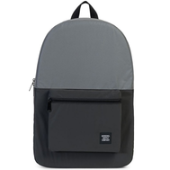 Рюкзак HERSCHEL PACKABLE DAYPACK Silver Reflective/Black Reflective, фото 1