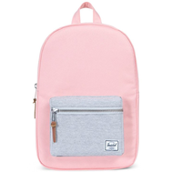 Рюкзак HERSCHEL Settlement Mid-Volume Peach/Light Grey Crosshatch, фото 1