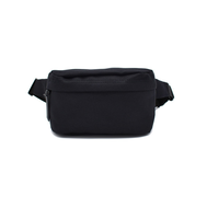 Сумка поясная Qinen Hip-pack Black, фото 1