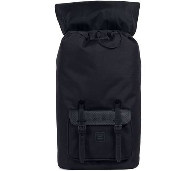 Рюкзак HERSCHEL LITTLE AMERICA  Black/Black Rubber2, фото 3