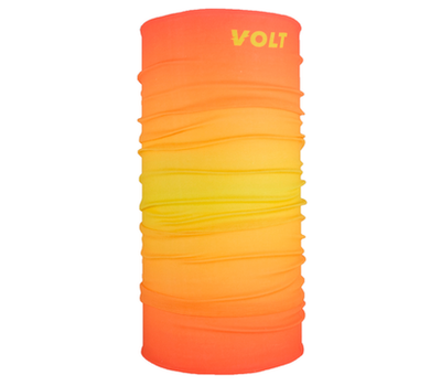 Бандана-труба Volt Tube Fade Orange, фото 1