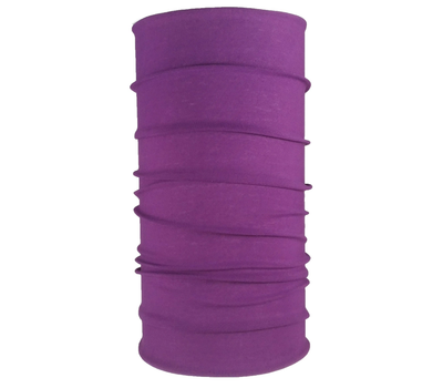 Бандана-труба Volt Tube Solid Basic Purple, фото 1