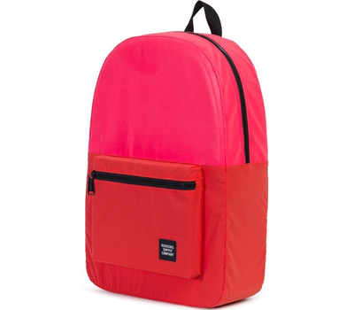 Рюкзак HERSCHEL PACKABLE DAYPACK Neon Pink Reflective/Red Reflective, фото 2