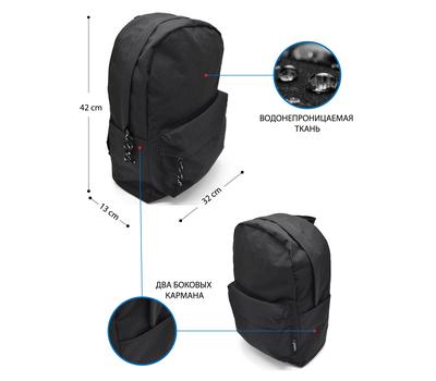 Рюкзак Qinen Classic Black, фото 5