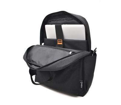 Рюкзак Qinen Delta Black, фото 2