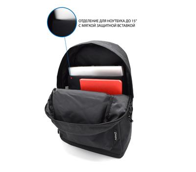 Рюкзак Qinen Classic Black, фото 3