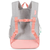 Рюкзак HERSCHEL HERITAGE YOUTH Light Grey Crosshatch/Yucca/Peach Rubber, фото 4