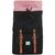 Рюкзак HERSCHEL LITTLE AMERICA Black/Tan Synthetic Leather, фото 3